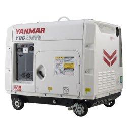 画像1: ヤンマーYDG250VS-6E空冷ディーゼル発電機