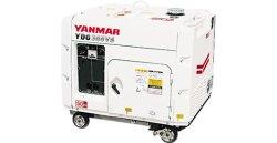 画像1: ヤンマーYDG300VS-6E空冷ディーゼル発電機