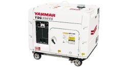 画像1: ヤンマーYDG350VS-6E空冷ディーゼル発電機