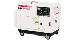 画像1: ヤンマーYDG500VS-5E:空冷ディーゼル発電機