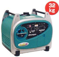 画像1: デンヨーGE-2000SS-IV:防音インバータ発電機